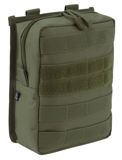 "MOLLE kapsa ""Cross"", oliv"
