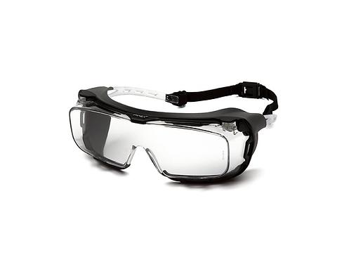 Ochranné brýle CAPPTURE, nemlživé