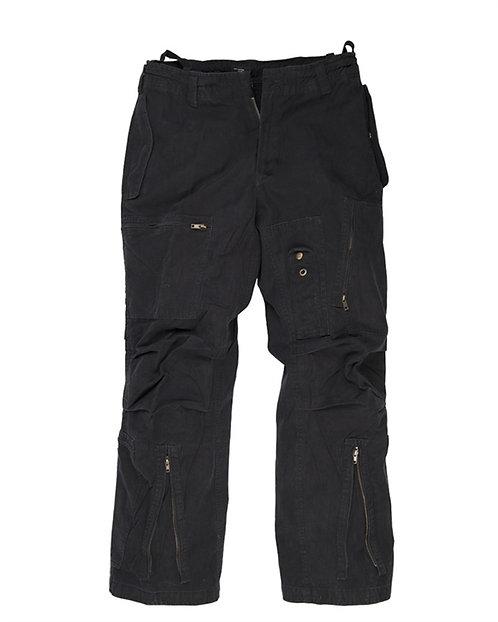 Kalhoty U.S. pilot, černé