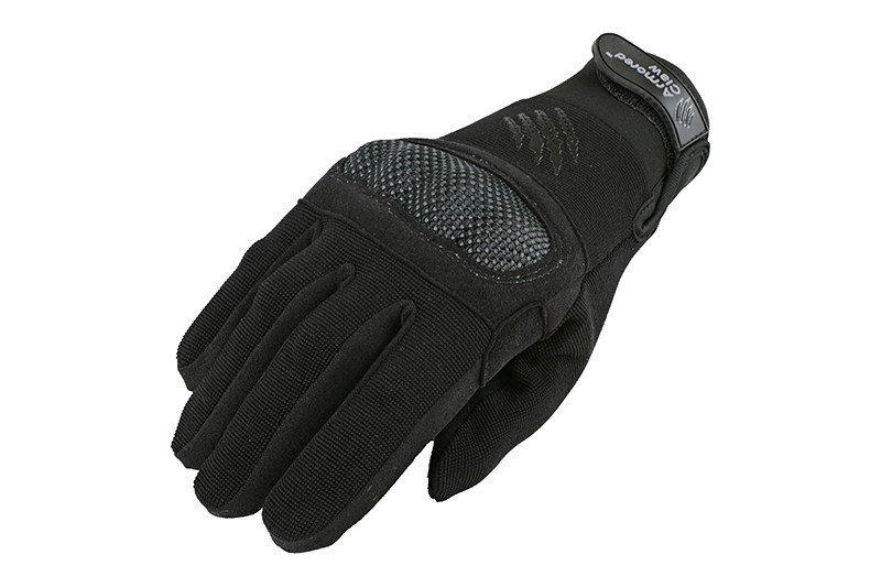 Rukavice ARMORED CLAW kevlar, černé