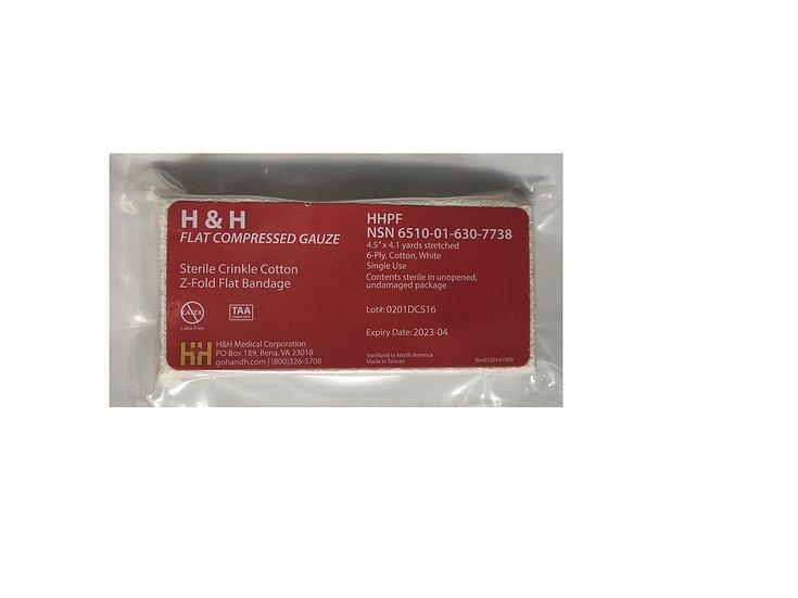 H&H kompresní gáza