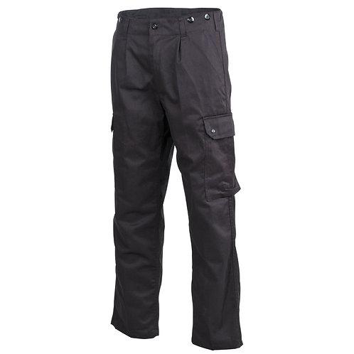 Kalhoty BW, černé
