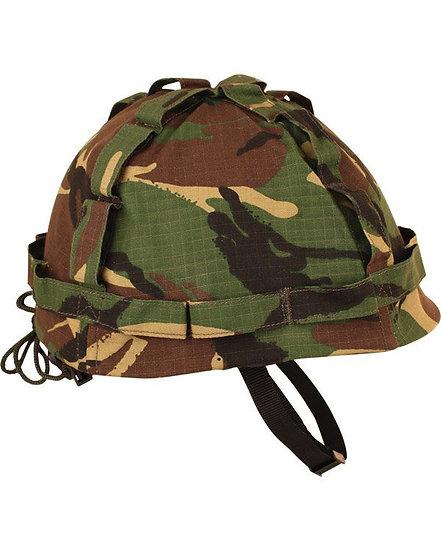 Dětská helma M1 + potah, DPM
