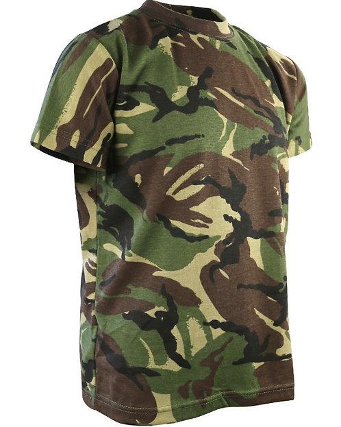 Dětské tričko anglie DPM