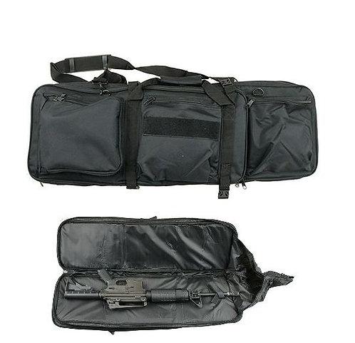 Taktický obal na zbraně, 80 až 110cm, černý