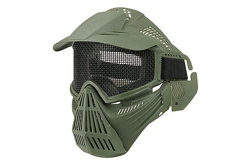 Maska ASR-2, oliv