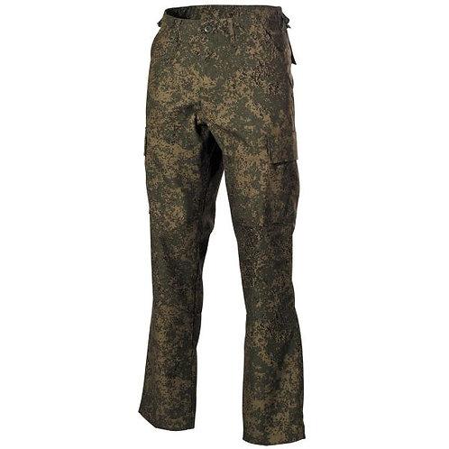 Kalhoty U.S. BDU, RUSKO-DIGI
