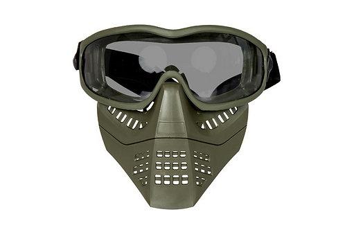 Maska s brýlemi