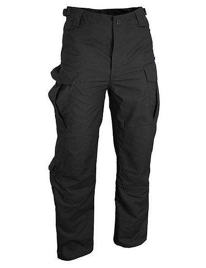 Kalhoty SFU, černé