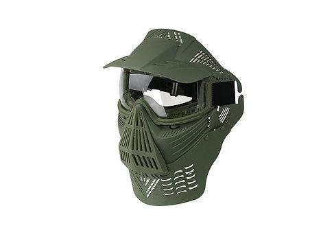 Maska ASR-1, oliv