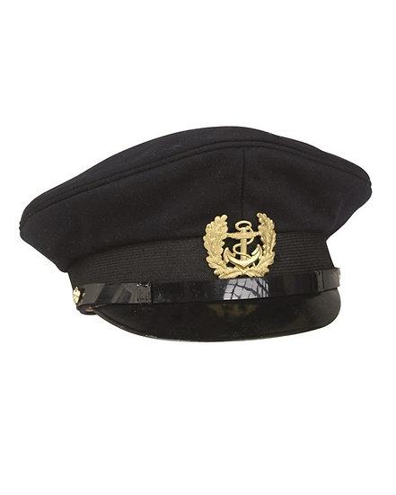 Čepice námořní 1. poručík