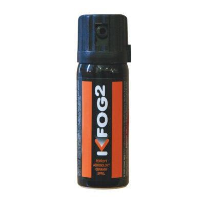 Obranný pepřový sprej K-FOG2, 50ml