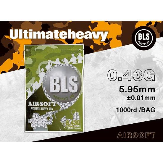 Kuličky BLS Bio 0,43g, 1000ks