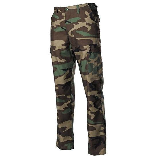 Kalhoty U.S. BDU, Woodland