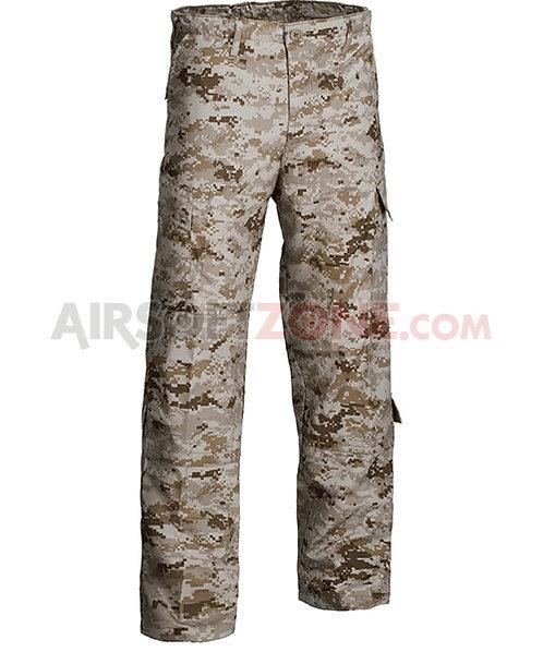 Kalhoty Revenger TDU R/S, Marpat Desert