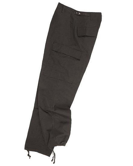 Kalhoty U.S. BDU, černé