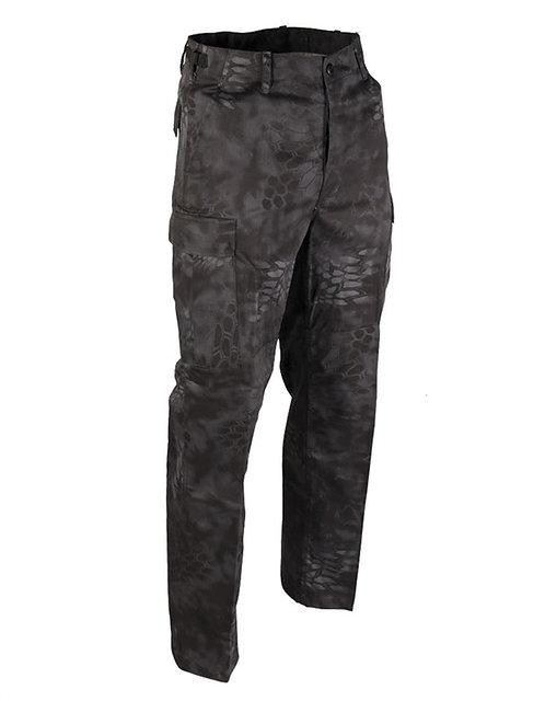 Kalhoty U.S. BDU, mandra night