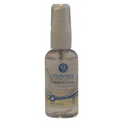 Mutney's Baby Fragrance Spray 50ml