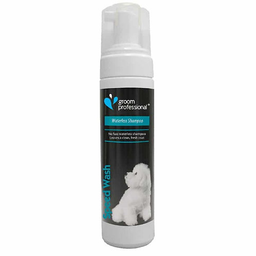 Groom Professional Speed Wash Shampoo 200ml