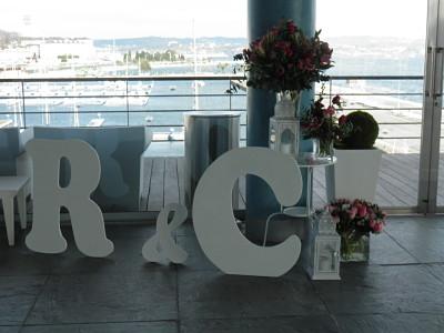 decoración floral boda coruña