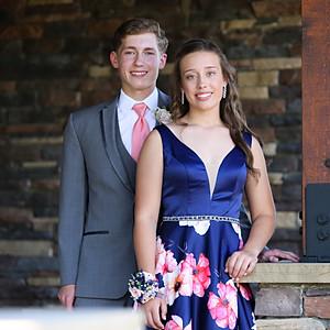 Hunter & Taylor's Prom