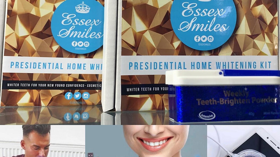Phone Portable Teeth Whitening Kit