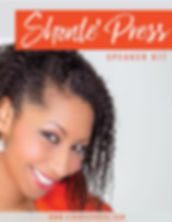 Nutrition Speaker, Wellness Speaker, Shonte Press, Press On Enterprise