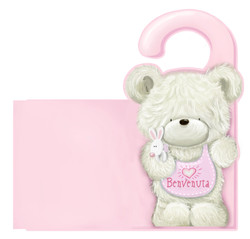 esterno orsetto rosa
