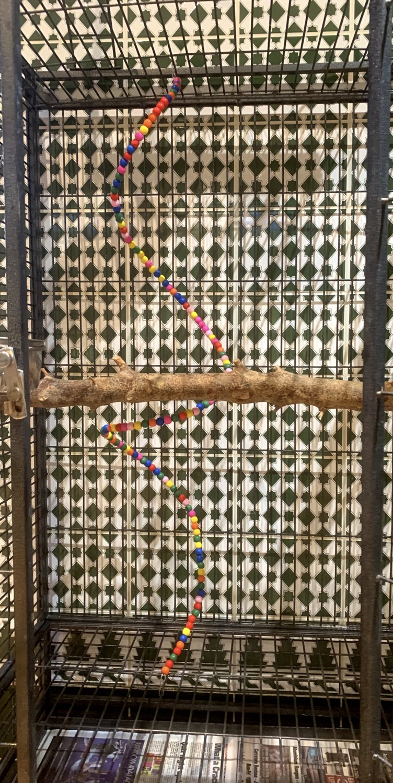 Cuerda de bolas