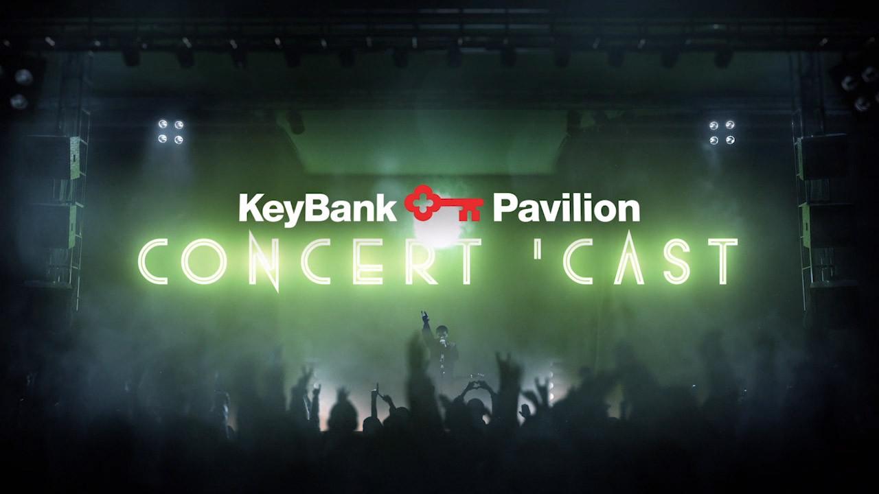 KeyBank Pavilion Concert 'Cast