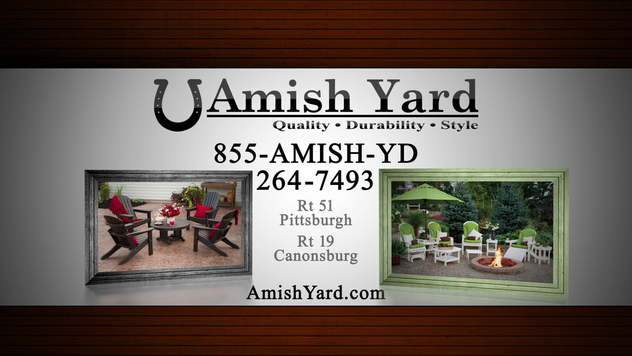 Amish Yards Furniture