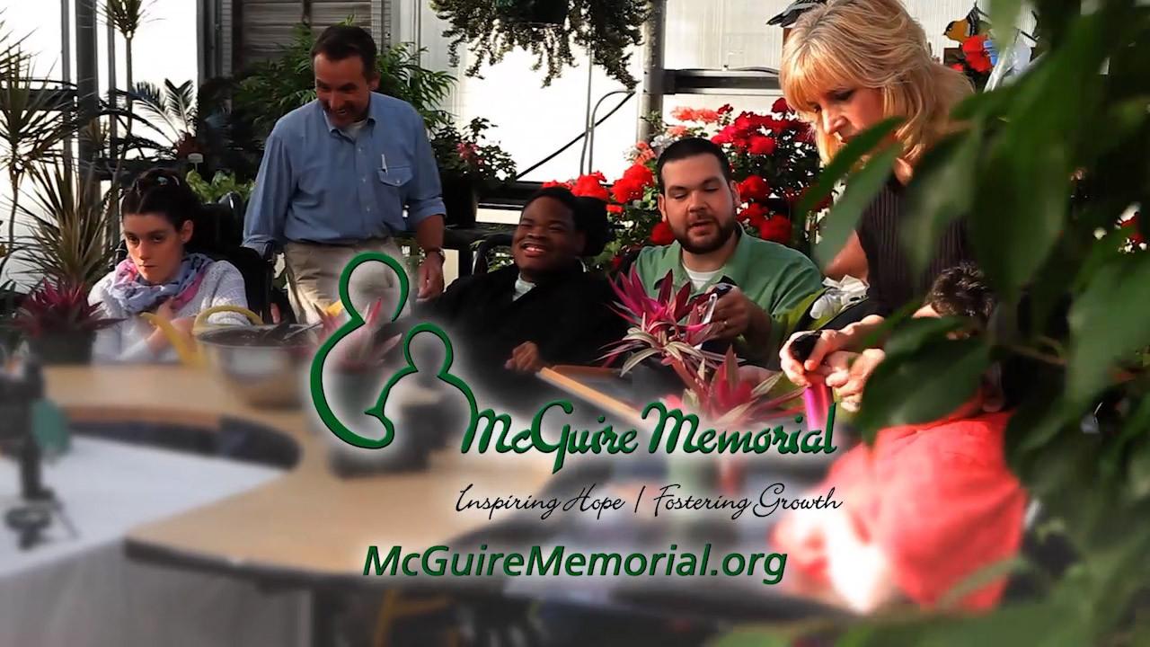 McGuire Memorial - Inspiring Hope