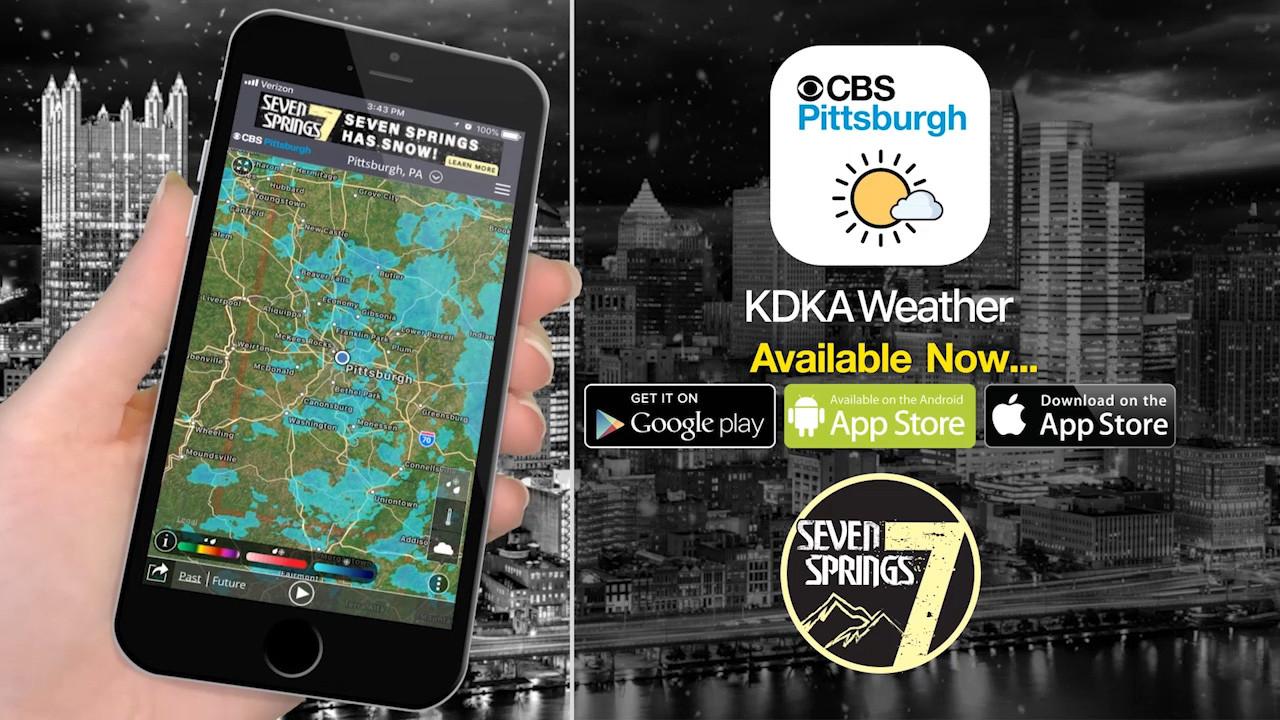 KDKA Weather APP