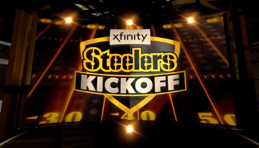 Xfinity Steelers Kickoff