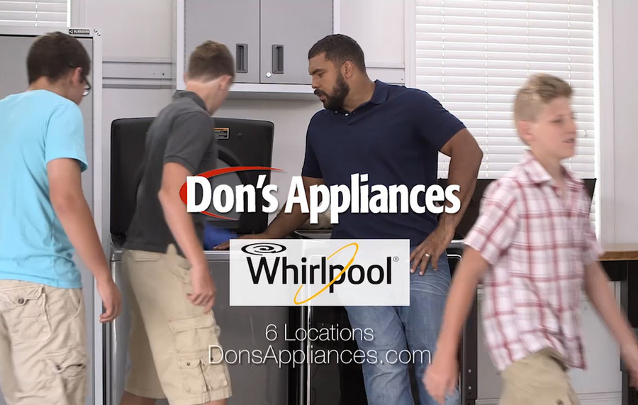 Don's - Wash Up - Whirlpool