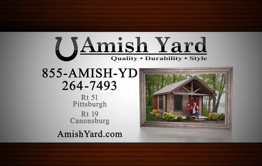Amish Yards Sheds