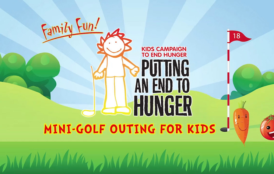 Fun Fore All Golf Outing