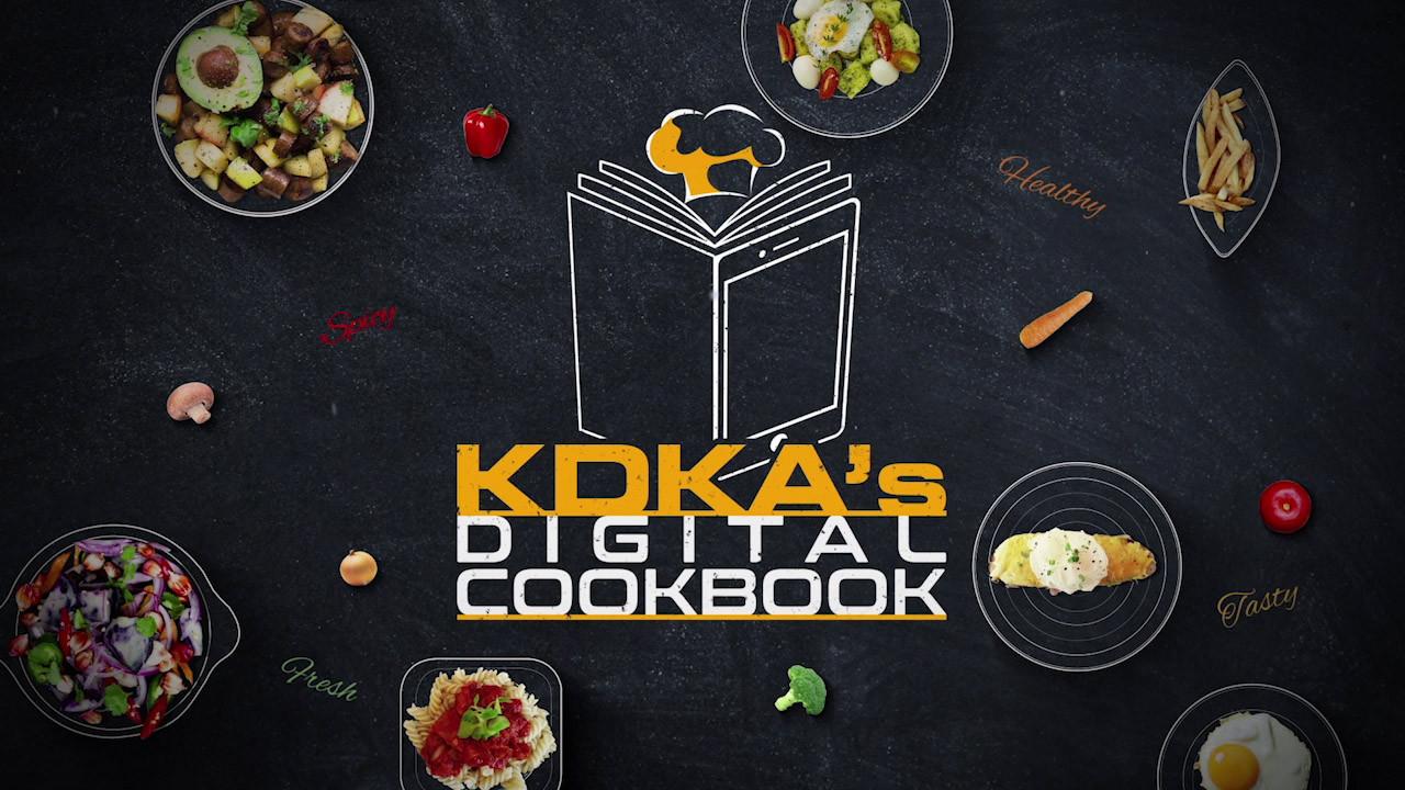 KDKA's Digital Cookbook