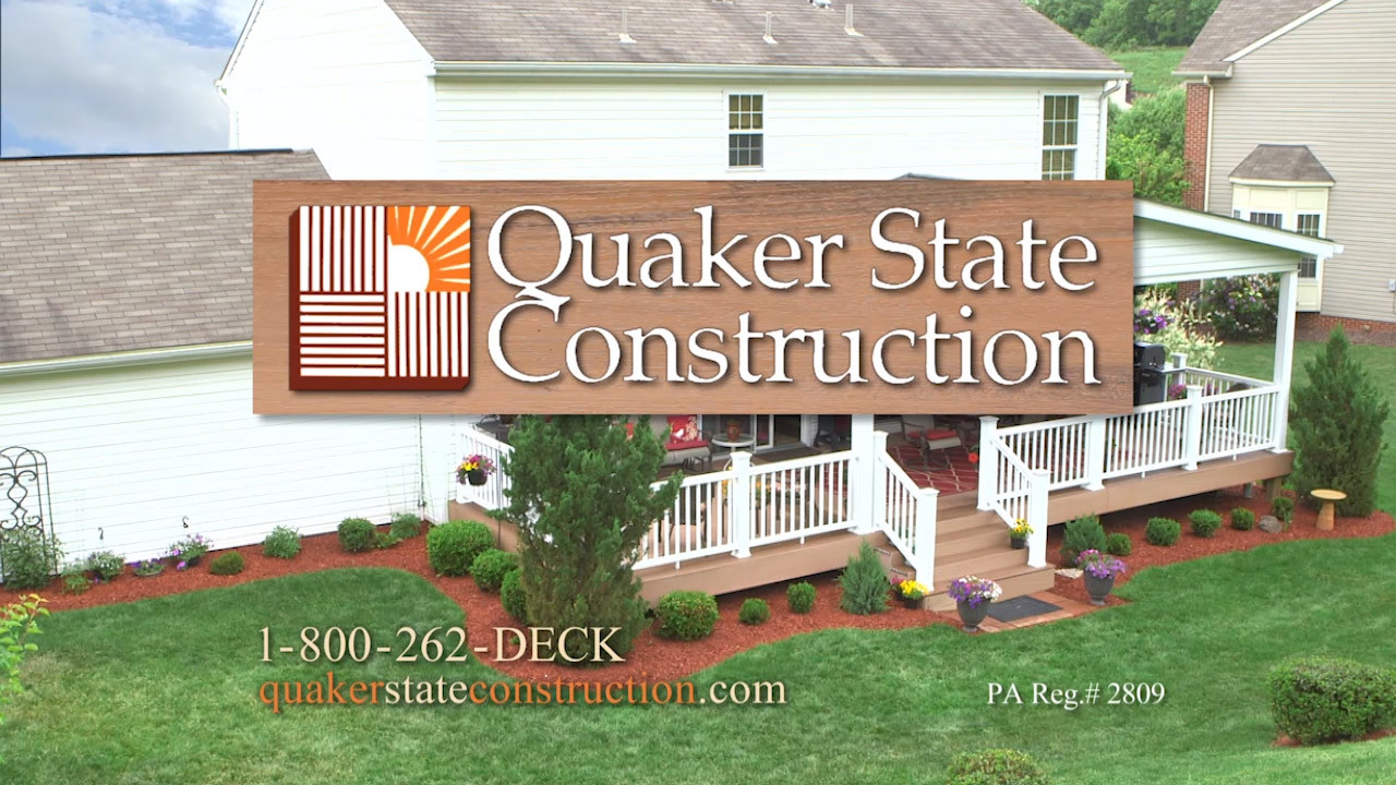 Quaker State Construction - Porch Roofs