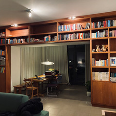 Custom Bookshelf
