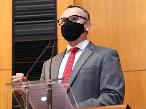 Lei da pandemia: Majeski busca detalhamento de obras contratadas sem licitação
