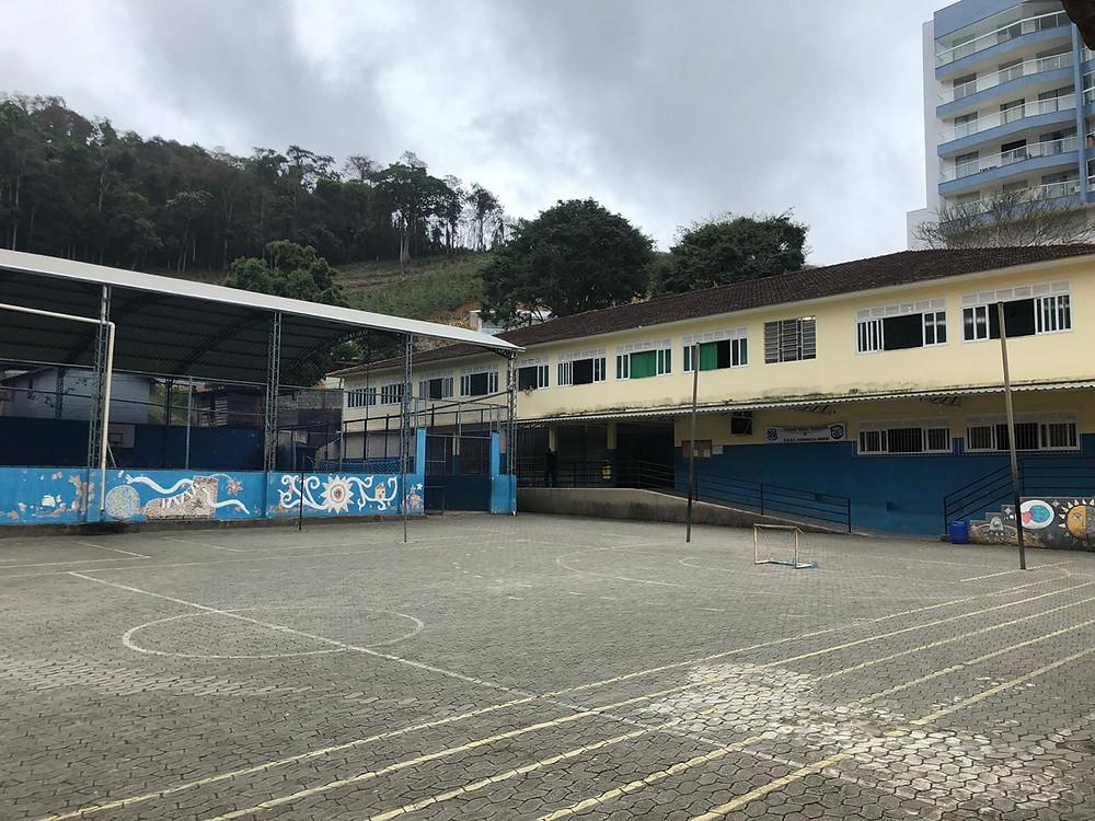 Escola Domingos Perim completará 100 anos em 2021