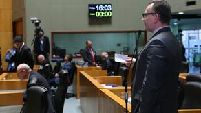 Aprovadas mudanças no Regimento propostas por Majeski