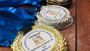 Marechal Floriano premia os melhores alunos em Matemática