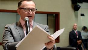 Projeto que aprova o fim do BRT tem voto contrário de Majeski