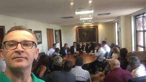Ales convoca reunião para discutir crise na Segurança Pública