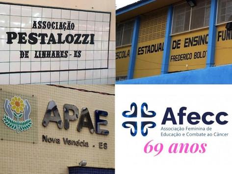 R$ 267,5 mil indicados por Majeski reforçam serviços em escolas, Apaes, Pestalozzis e na Saúde