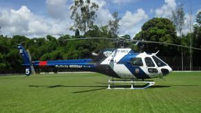 Deputado Majeski quer usos dos helicópteros oficiais divulgados pelo Governo do Estado