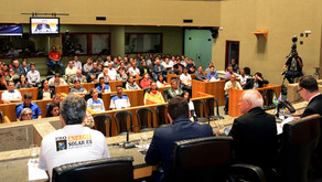 Fórum pressiona governo para manter a EJA em audiência realizada por Majeski