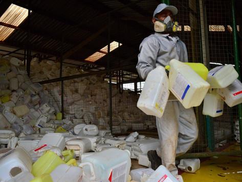 Majeski apresenta projeto para impedir que Espírito Santo vire destino de lixo tóxico